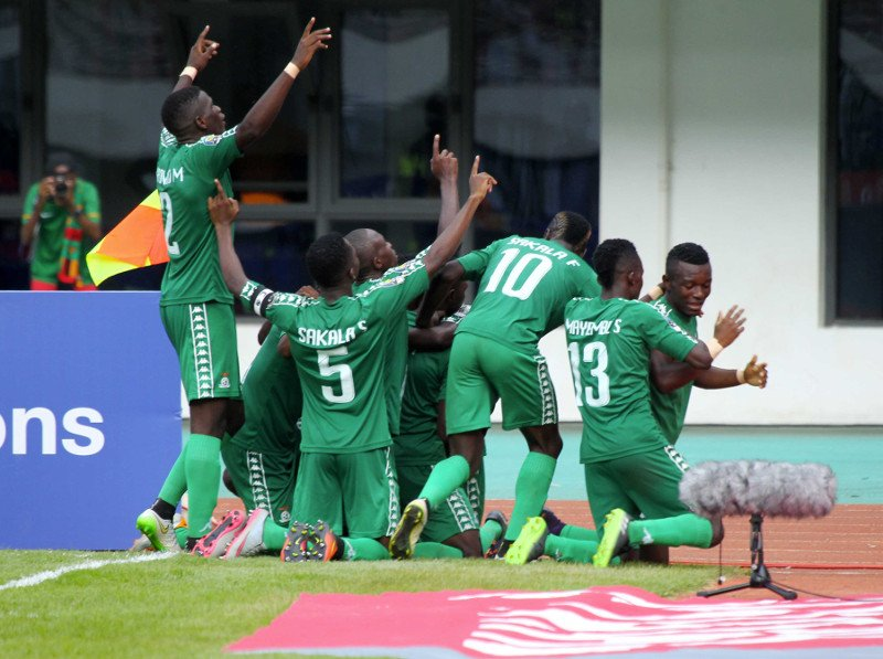 U-20 AFCON: Zambia Pip South Africa, Reach First-Ever Final