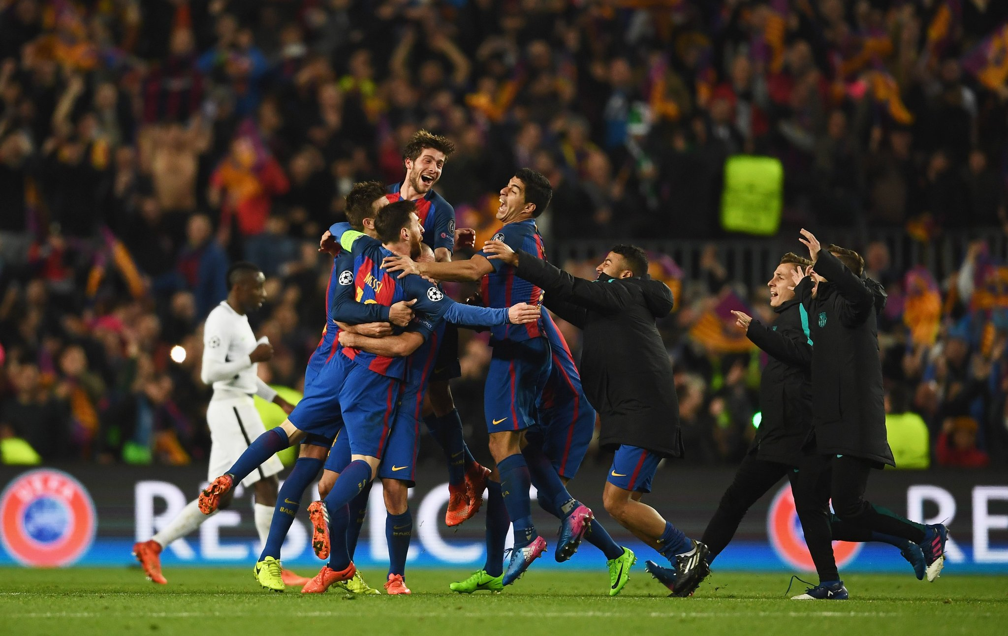 Oliseh: I'll Tell My Grandkids About Historic Barcelona Miracle