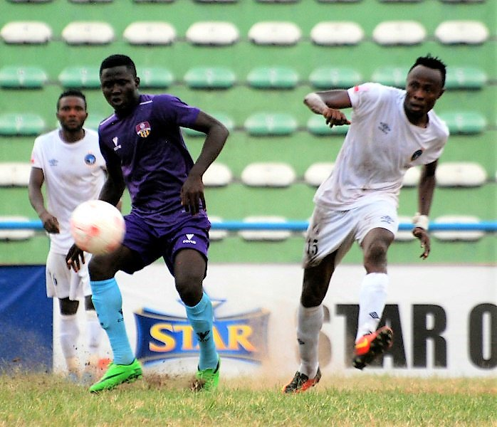 Ogunbote Targets NPFL Top Two After MFM Draw, Ilechukwu Rues Stalemate