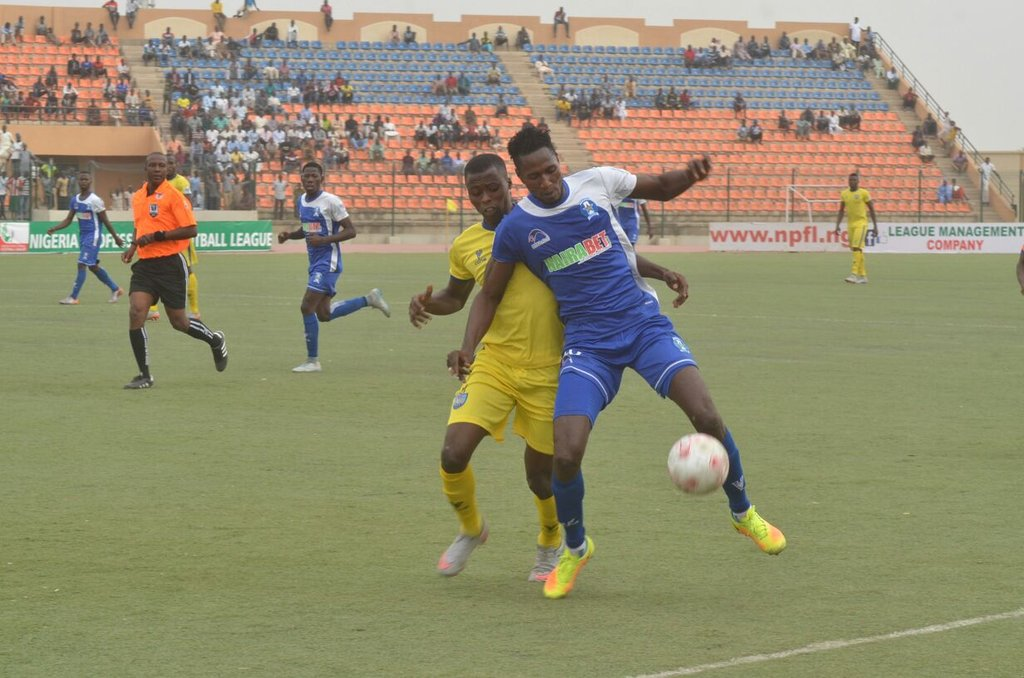 NPFL: Plateau Outsmart Pillars, Stay Top; 3SC Hold Gombe As El-Kanemi, Remo Win