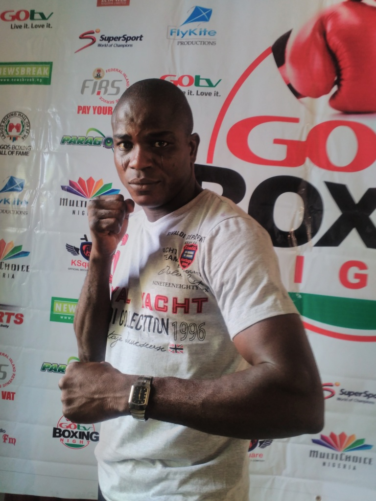 National Middleweight Boxing Champion, Abolaji: A 'Dirty Slap' From Stranger Motivated Me To Become Boxer
