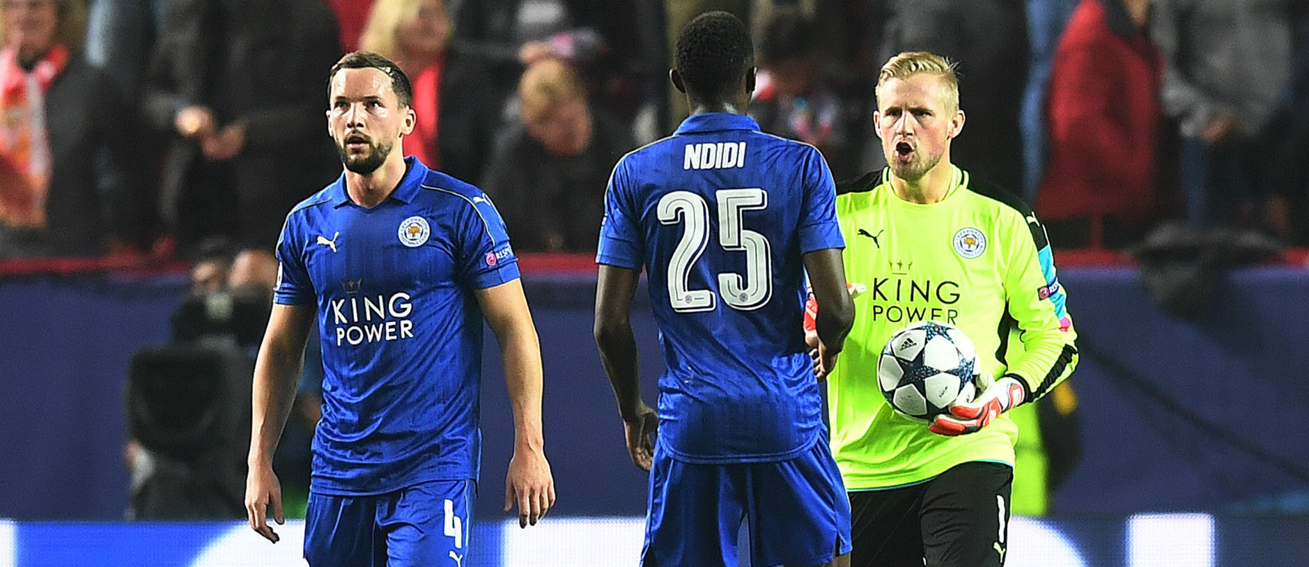 "Ndidi Thrilled With Leicester's ""Massive"" Win Vs West Ham"