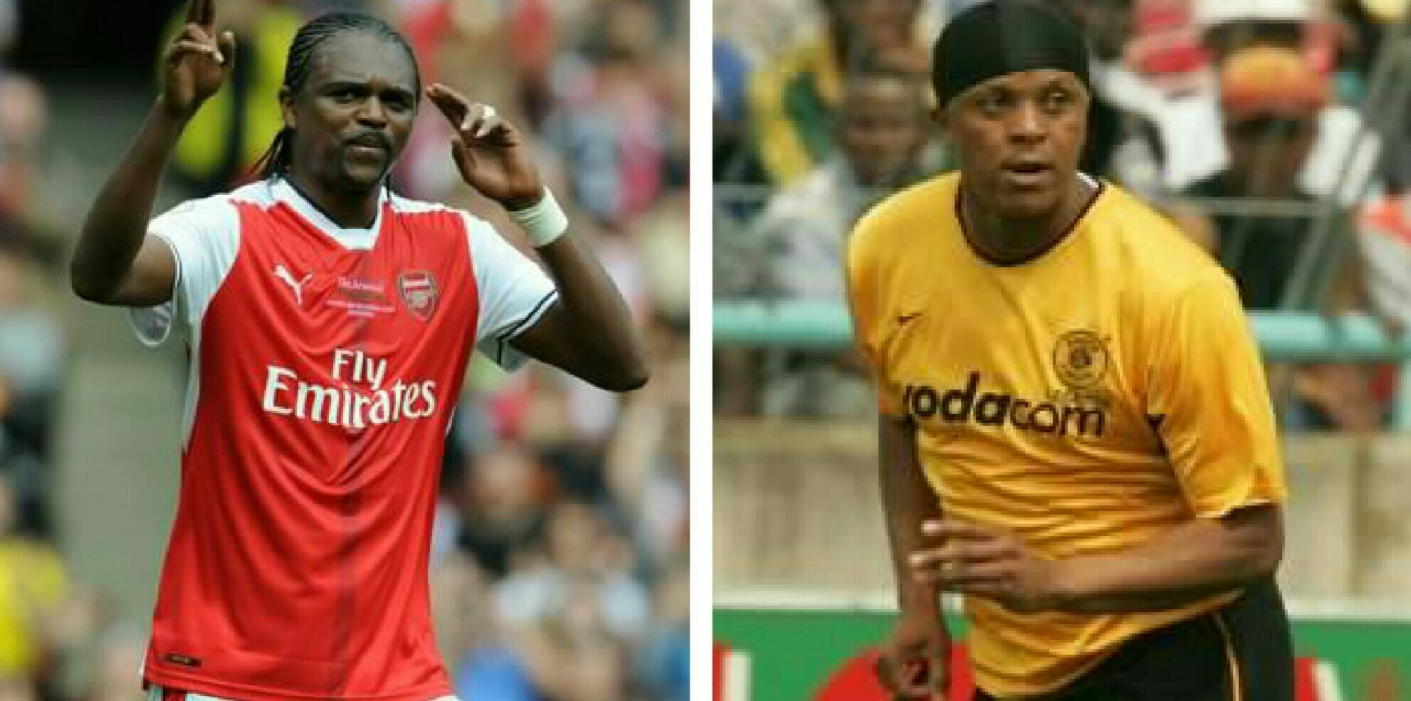 Kanu, Dr Khumalo: African Legends Game In Lagos Is Message Against Xenophobia