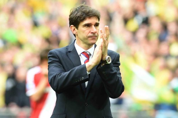 Struggling Middlesbrough Sack Manager Aitor Karanka