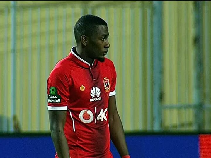 Ajayi Eyes Super Eagles Call-Up, Champions League Title With Al Ahly