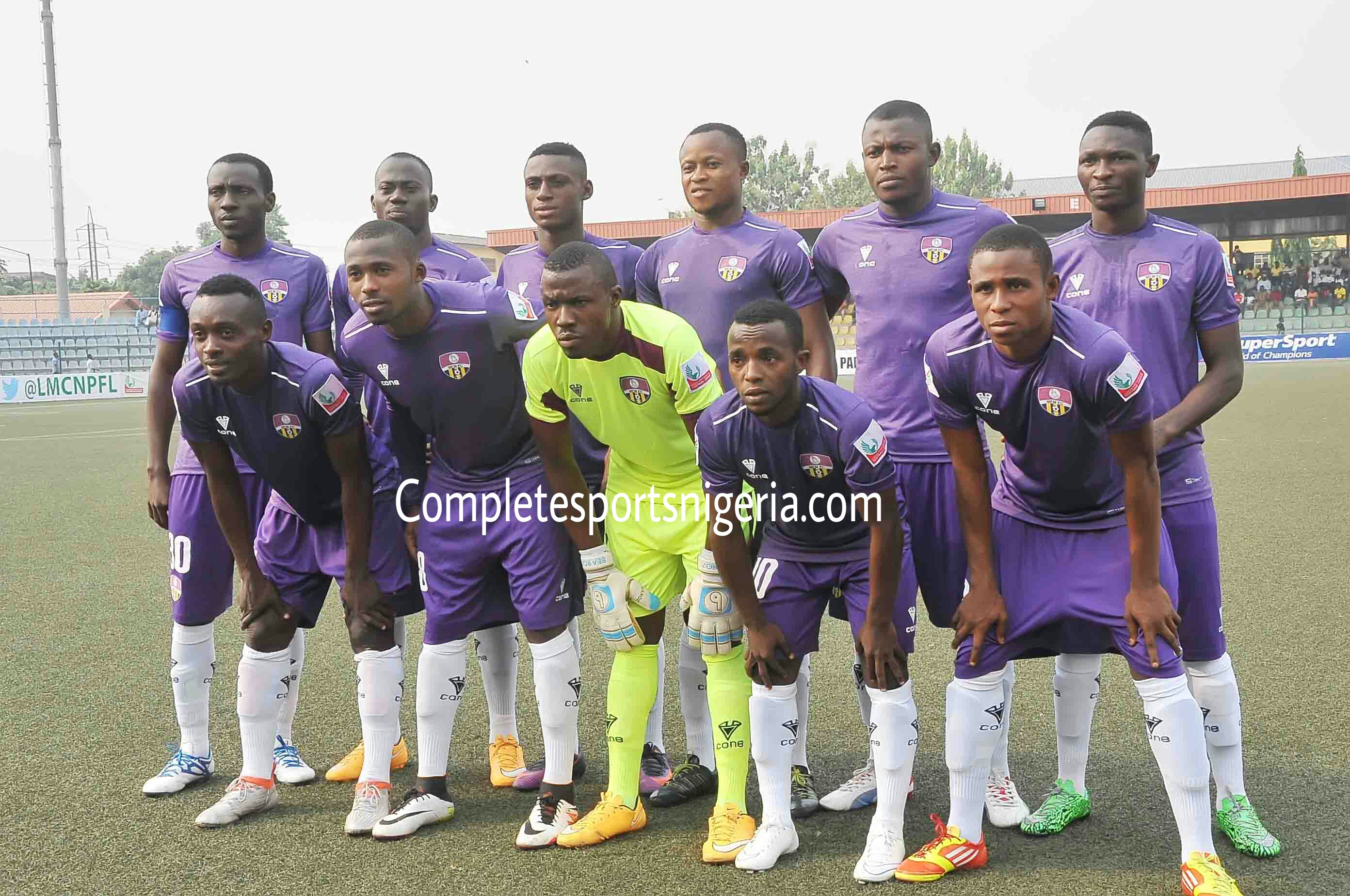 MFM Captain, Opara: Hard Work, Determination Will Keep Us Atop NPFL Table