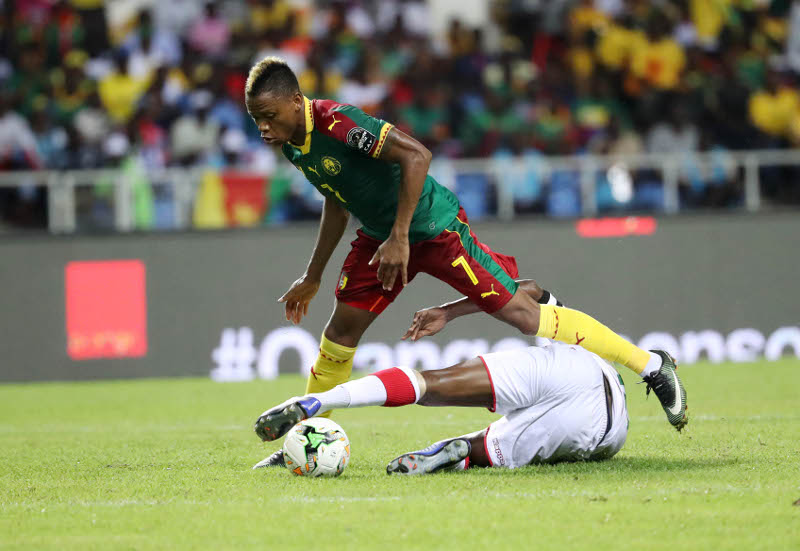 Guinea Show Super Eagles How To Beat Cameroon