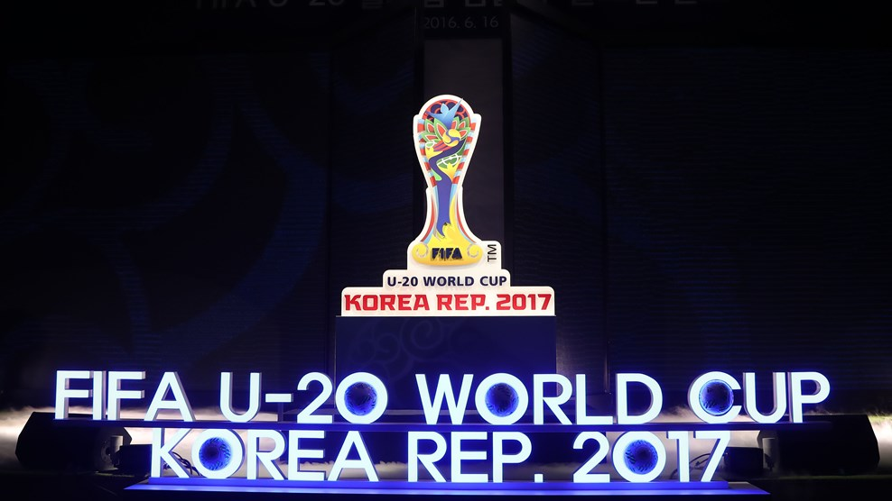 2017 U-20 W/Cup: Zambia, Senegal, South Africa, Guinea Get Tricky Draws