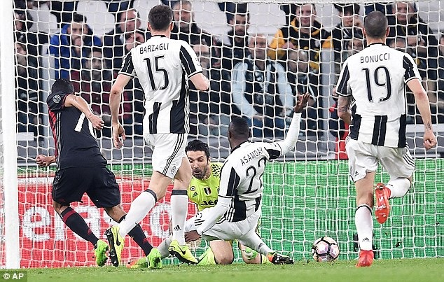Juventus Pip AC Milan In Top Serie A Clash, Extend Lead
