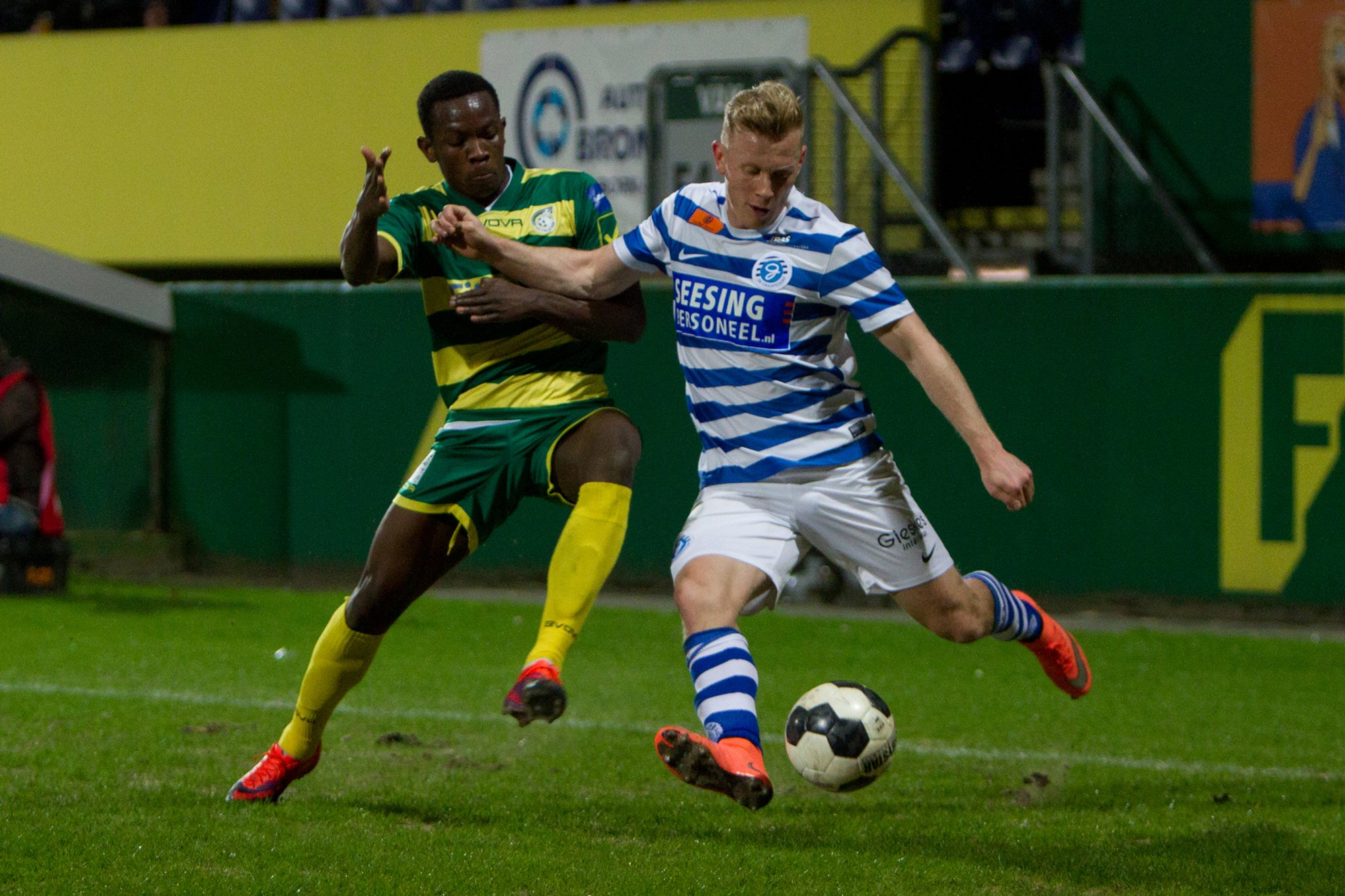 Oliseh's Fortuna Sittard Win At Home, Nwakali Features In Maastricht's Away Draw