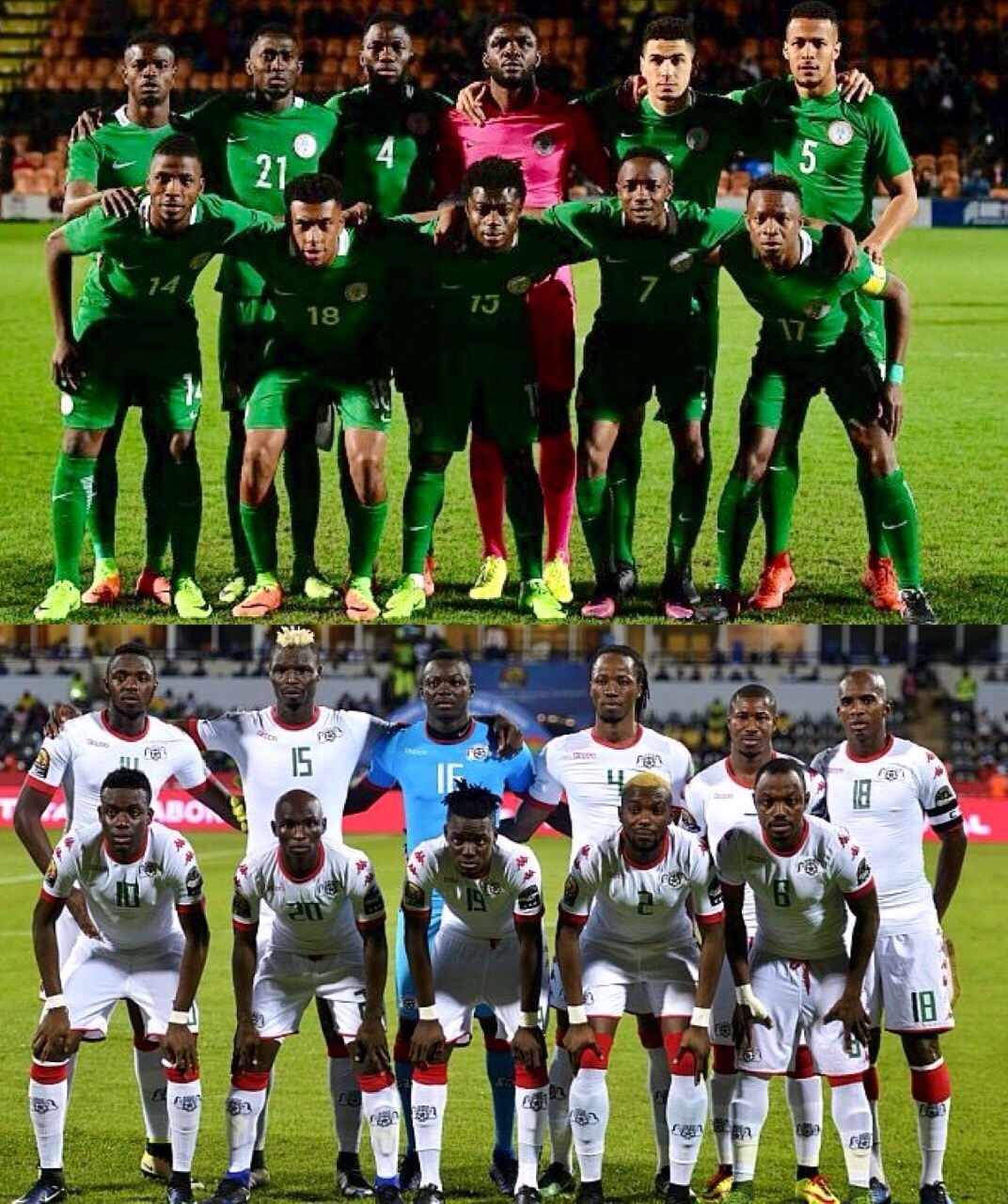 Amuneke Expects Tough Burkina Faso Against Super Eagles, Urges Home-Based Players To Brace Up