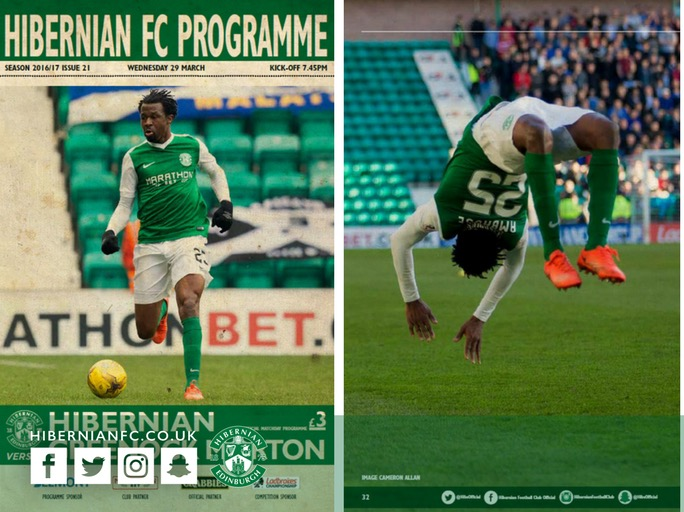 Lennon: Efe Has Proved European, Nigerian Doubters Wrong With Classy Performances For Hibernian