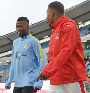 Iwobi Optimistic Arsenal Will Beat Man City, Eager To Defeat Iheanacho