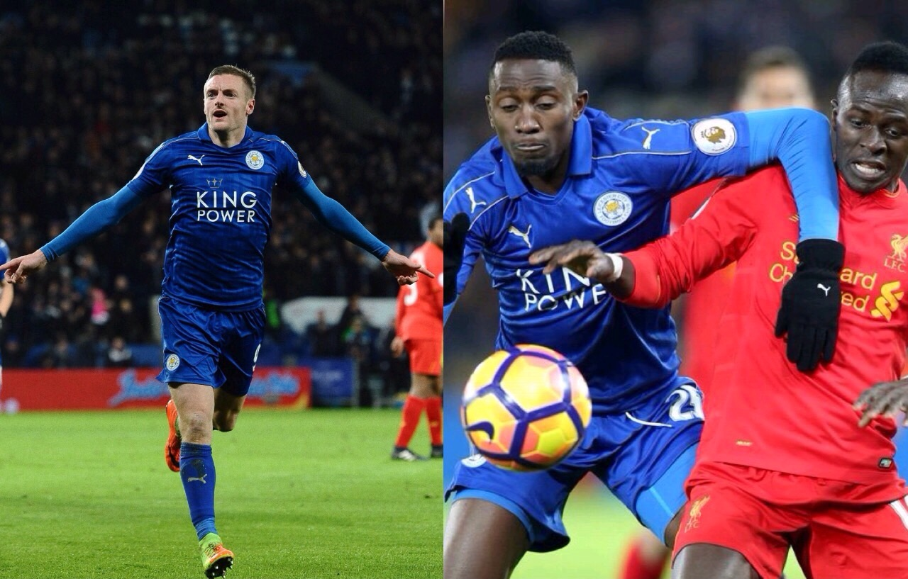 Vardy Beats Ndidi To Leicester Man Of The Match Award Vs Liverpool