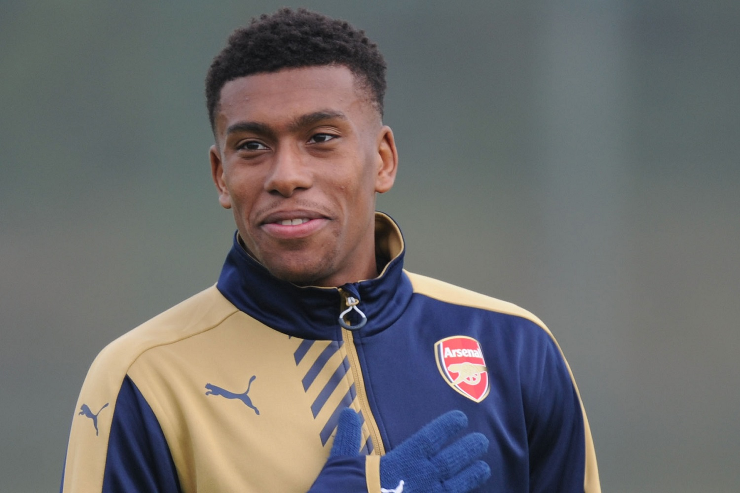 Iwobi Makes Arsenal 25-Man Squad For Pre Season Tour,  Akpom Out