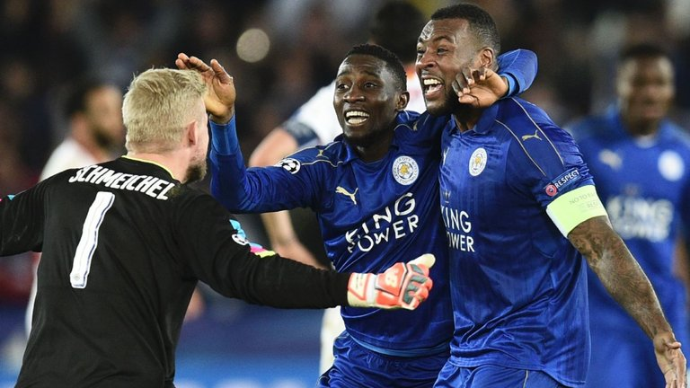 Ndidi: Why I'm Scoring For Leicester, I'm Not Bothered By Kante Comparison