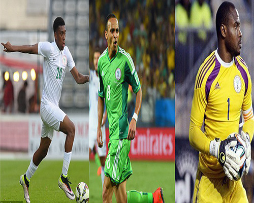5 Super Eagles Stars Who Made Their Debuts In Friendlies