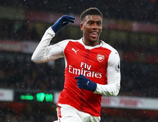 Esin: Iwobi's Bench Role At Arsenal Shouldn't Be Source Of Worry
