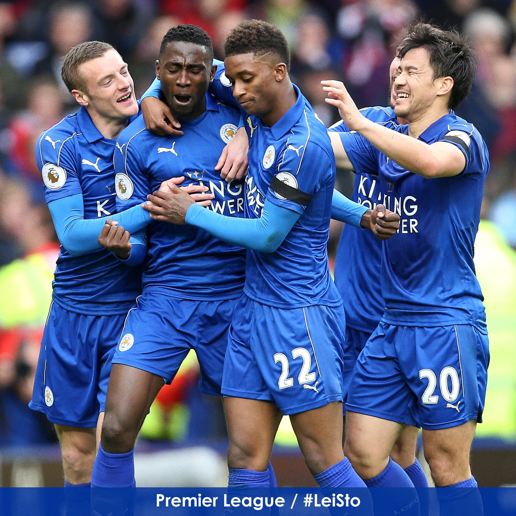 Ndidi, Musa In Leicester Squad For Premier League Asia Trophy
