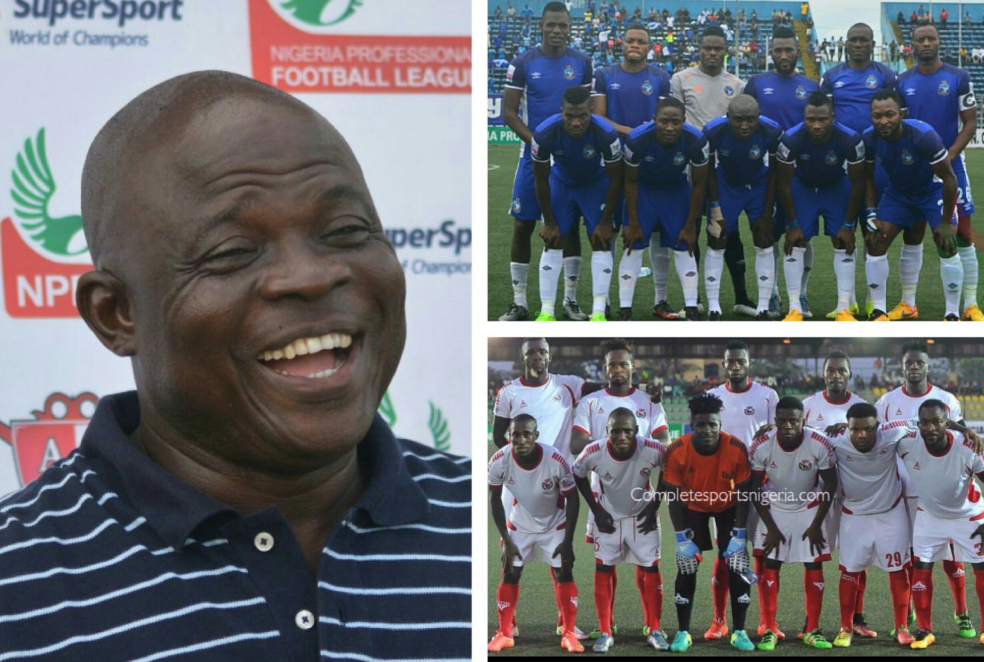 Ogunbote: Tough Enyimba Vs Rangers Derby Won't Follow Form Guide
