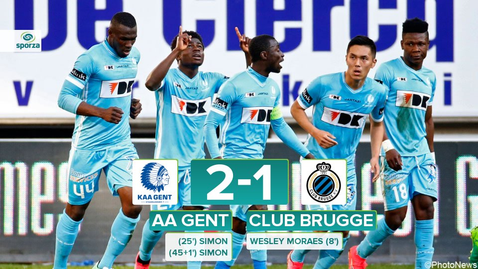 Troost-Ekong Hails Resolute Gent In Win Over Club Brugge