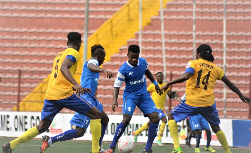 NPFL: Rivers United Bounce Back With Win Vs ABS