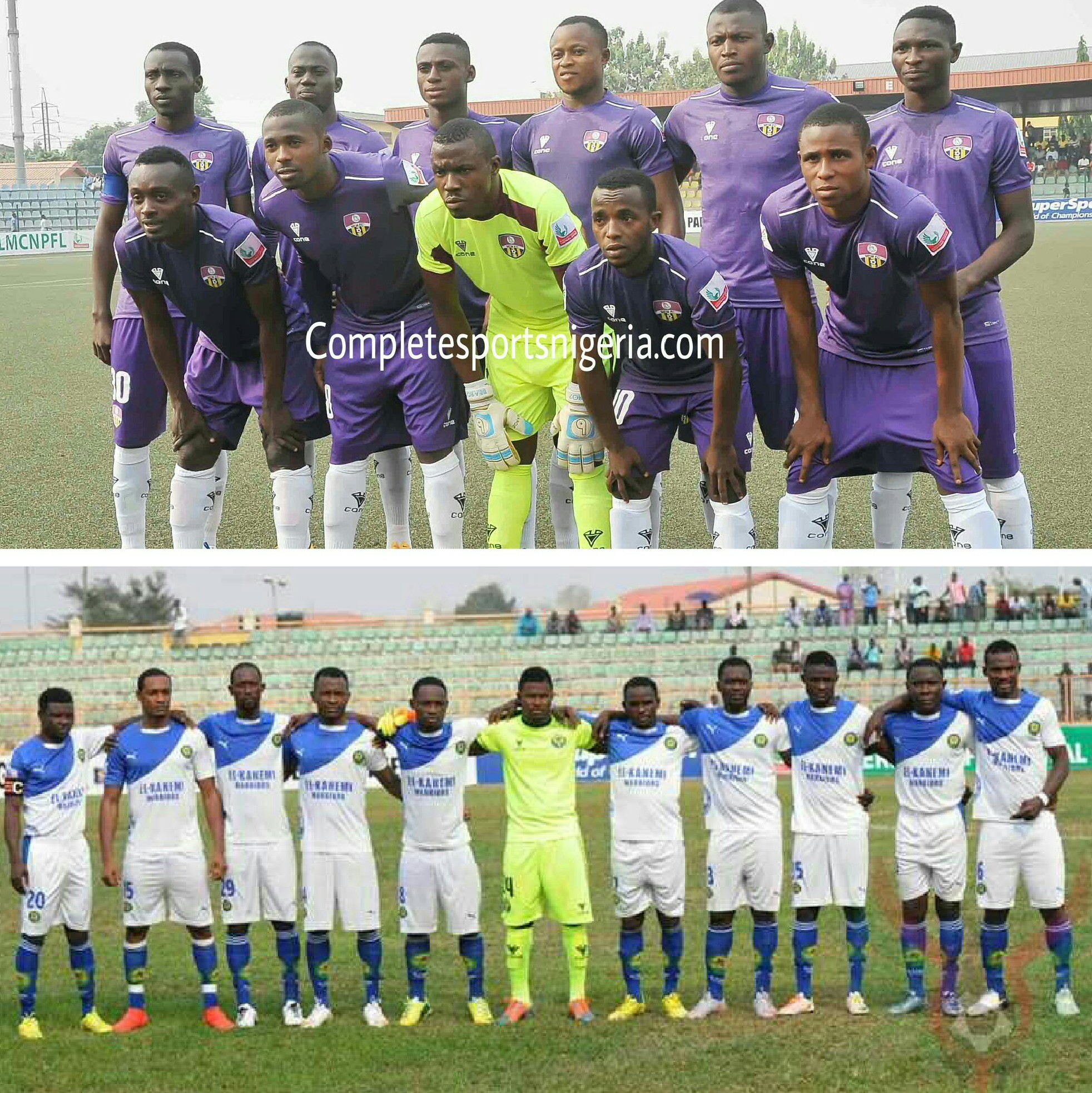 NPFL: Stakes High As Rohr Watches MFM, El-Kanemi Clash In Lagos; 3SC Target 5th Win Against Tornadoes