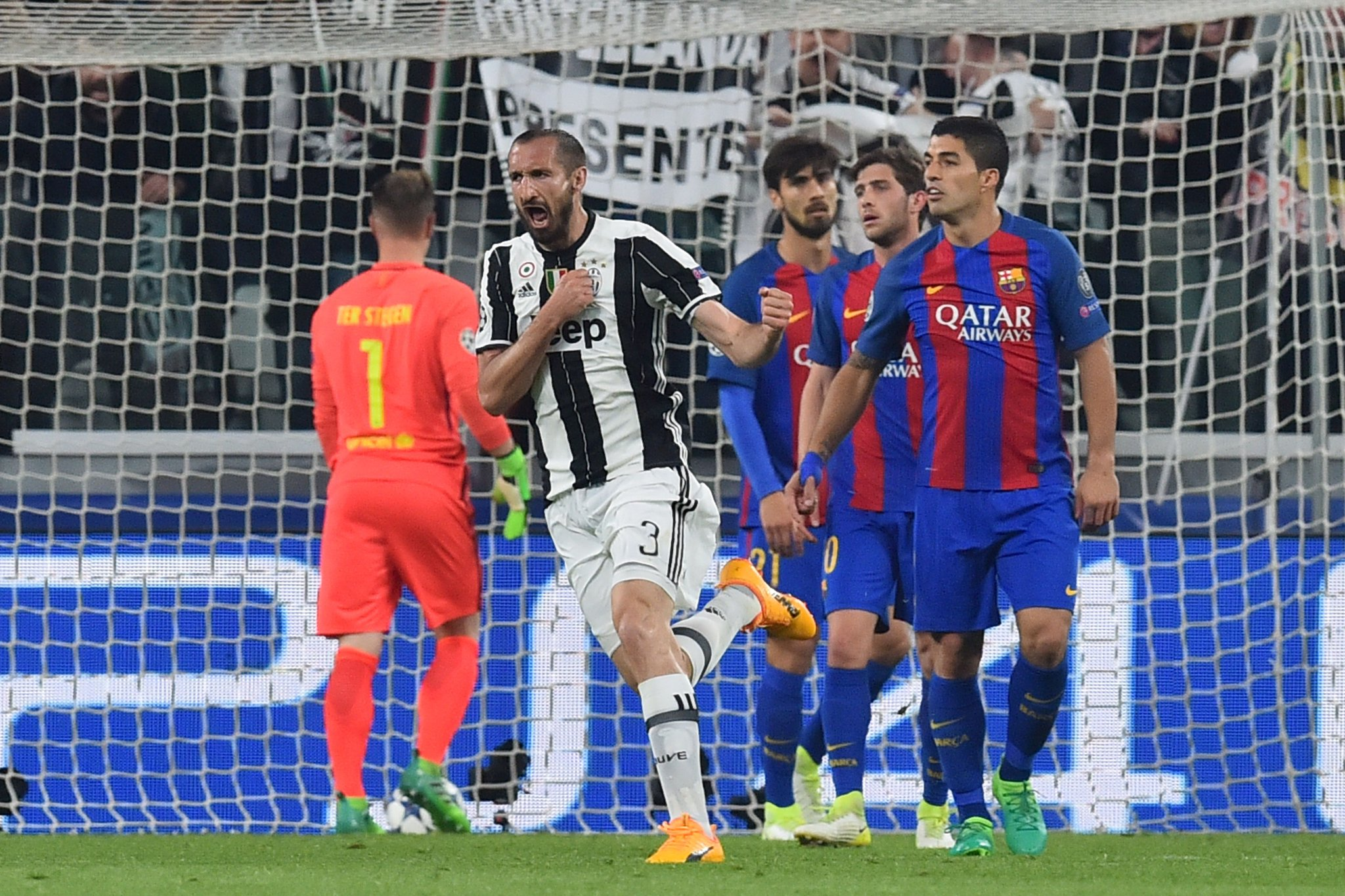 Enyeama: No Way Back For Barcelona Against Juventus
