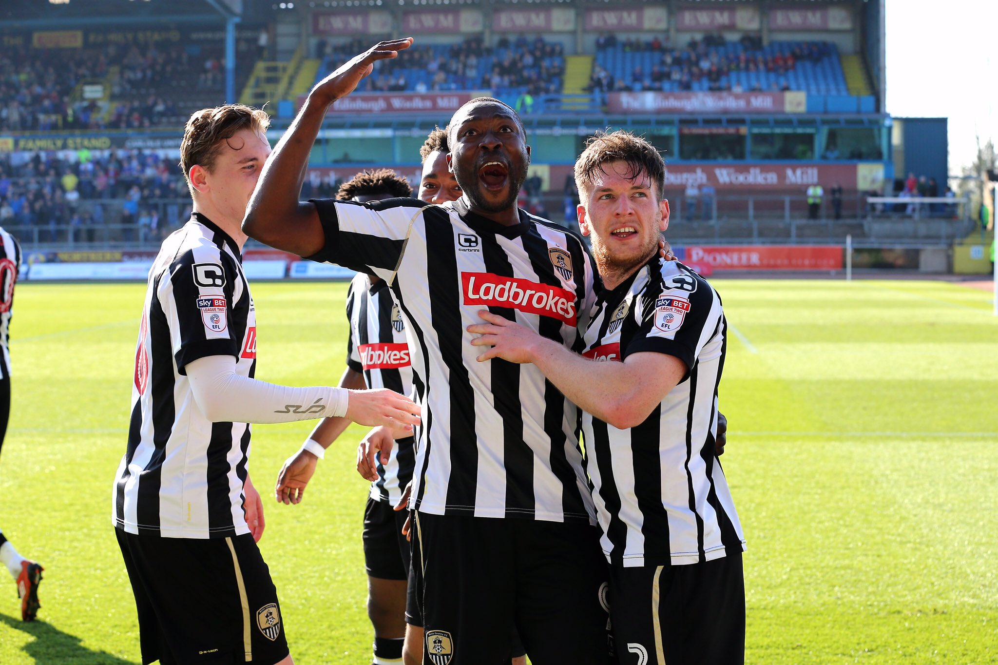 Ameobi Eyes Contract Extension At Notts County 