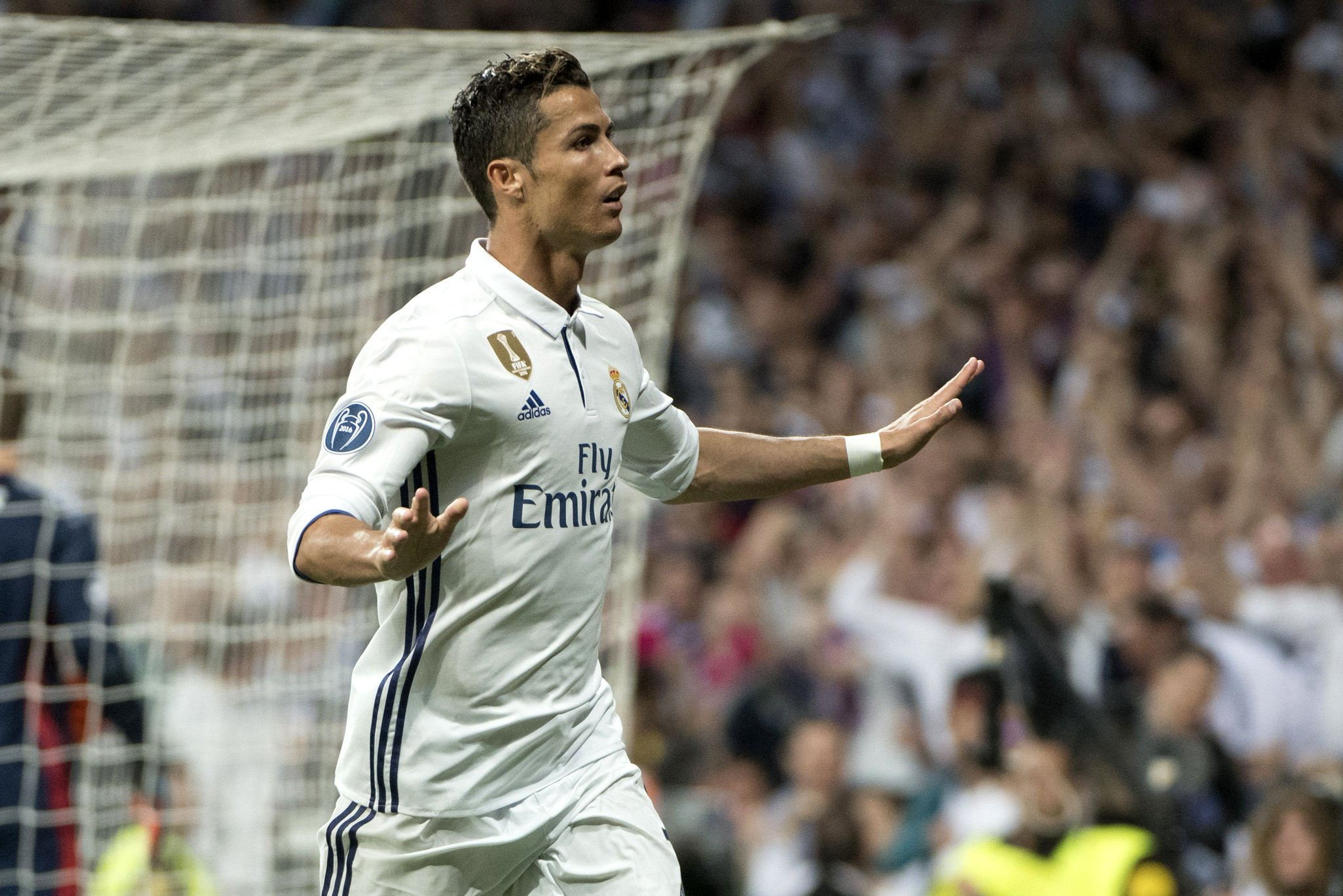 Ronaldo Hits Historic 100th UCL Goal As Real Advance Past Bayern