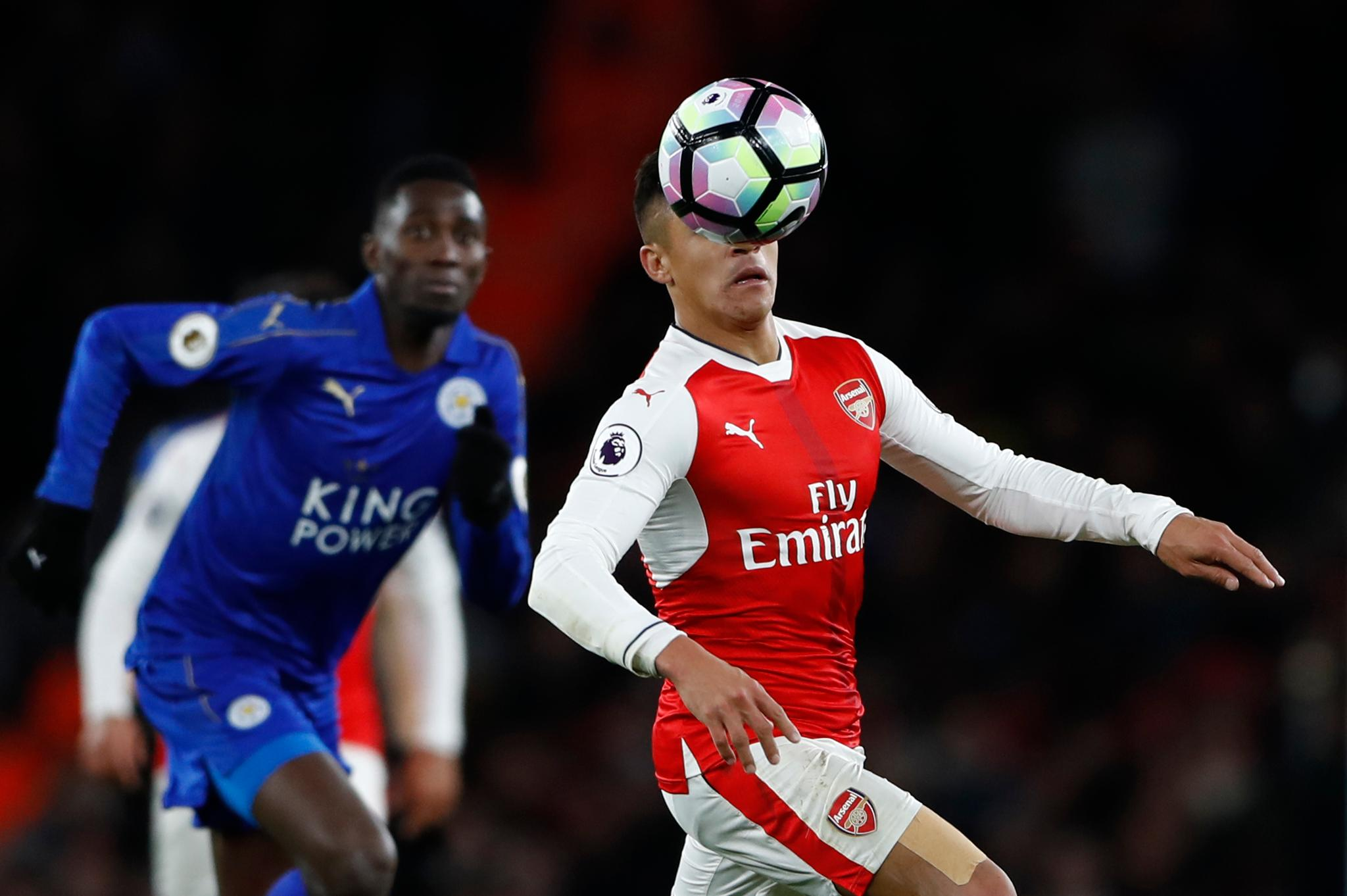 Musa, Iwobi Benched As Ndidi Can't Stop Arsenal; Anichebe Loses With Sunderland