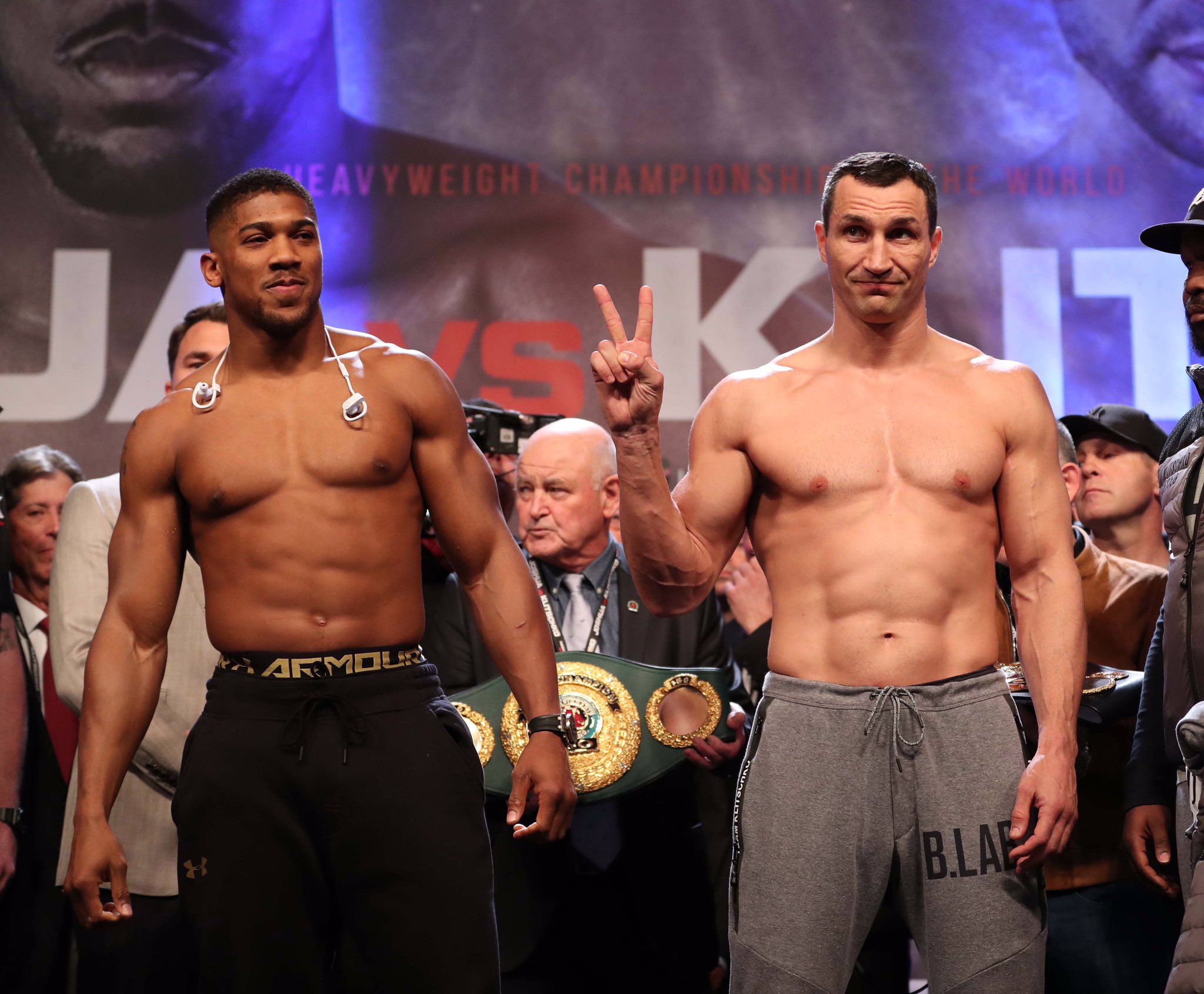 Moweta: Joshua Vs Klitschko Worth $40m, But Not A Big Fight In USA