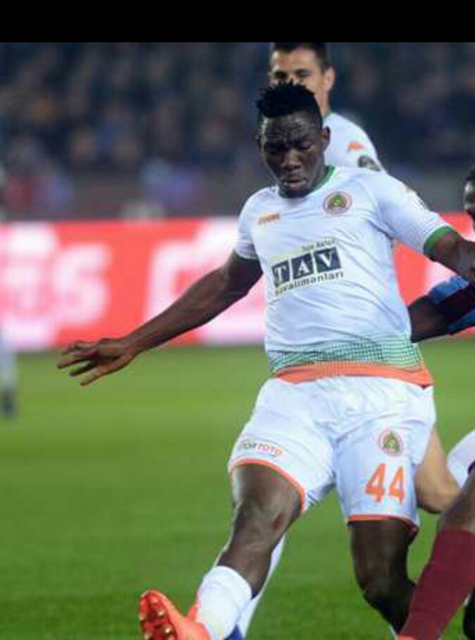 Omeruo Sent Off In Alanyaspor Defeat To Lawal's Kayserispor