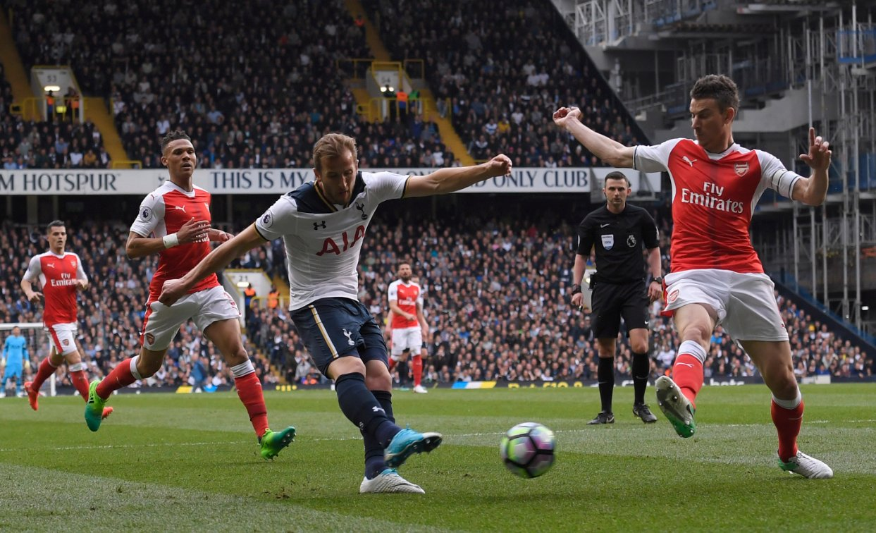 Iwobi Dropped As Spurs Outclass Arsenal, Keep Up Title Chase