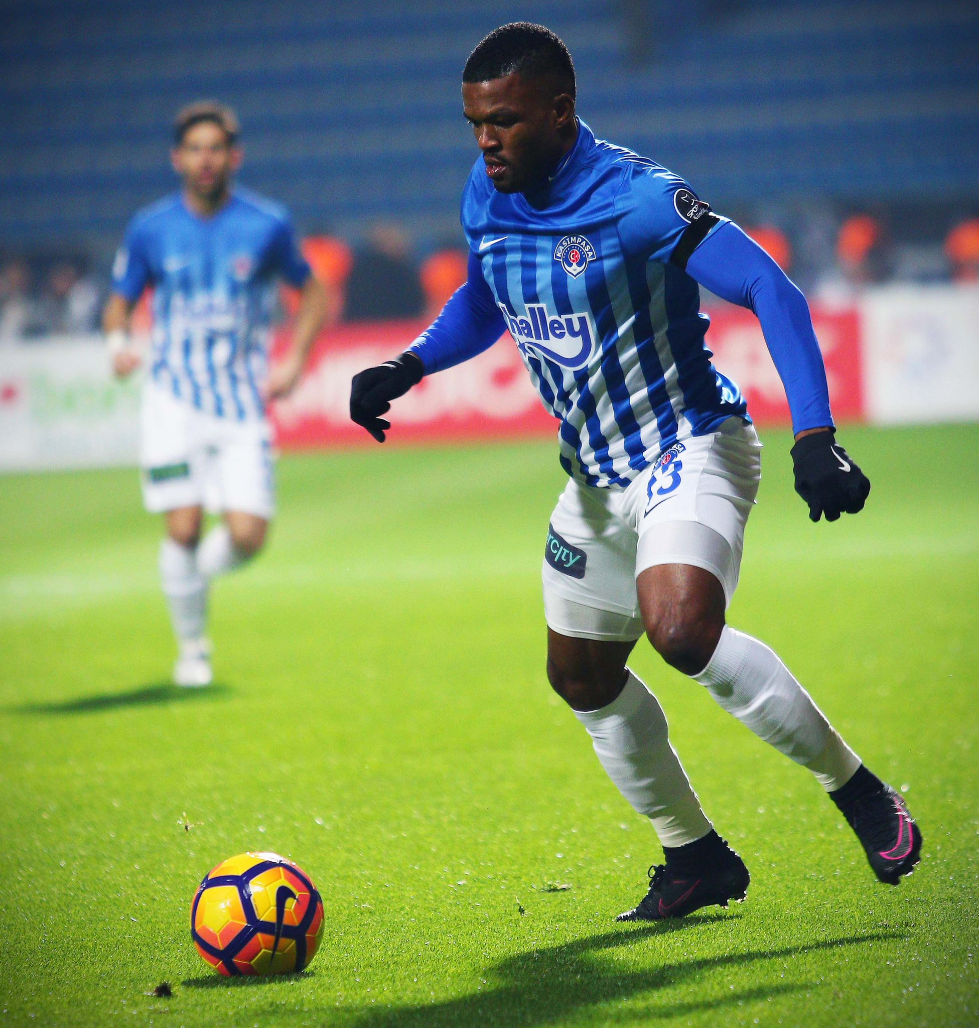 Eduok Helps Kasimpasa Oust Igiebor, Oboabona's Rizespor From Turkish Cup