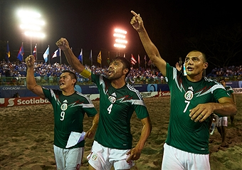 FIFA Beach Soccer W/Cup: Mexico's Top Scorer Eager To Beat Nigeria