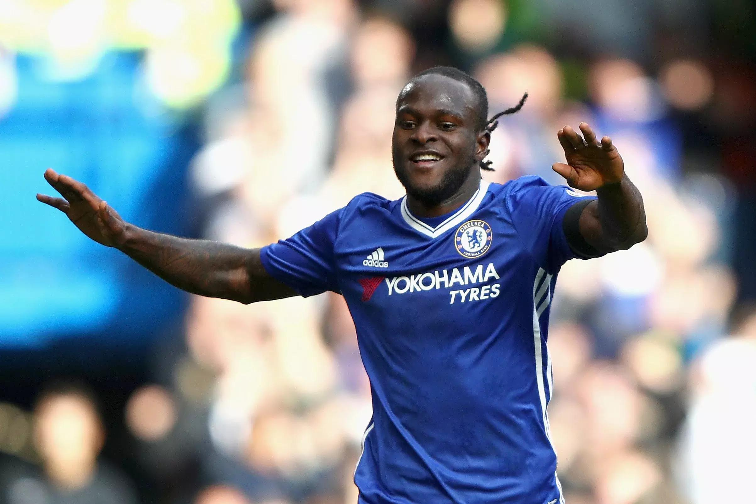 Moses Makes BBC Team Of The Week