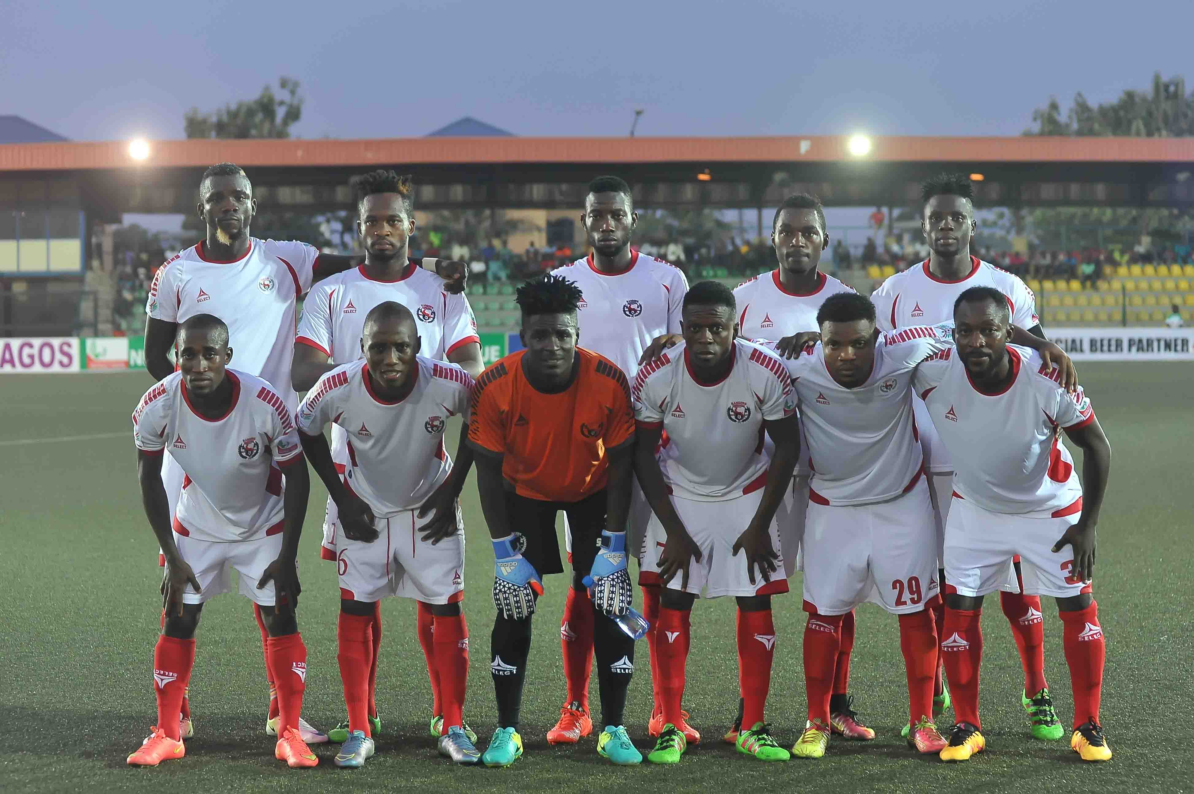 CAFCC: Rangers Players' Allowances Paid, Off To Zambia Friday After Protest