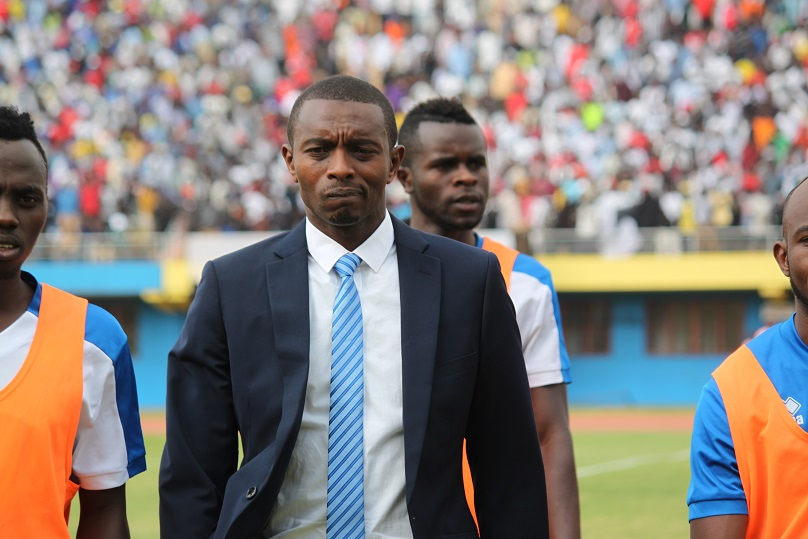 CAFCC: Rayon Sports Coach Confident Despite Defeat To Rivers United