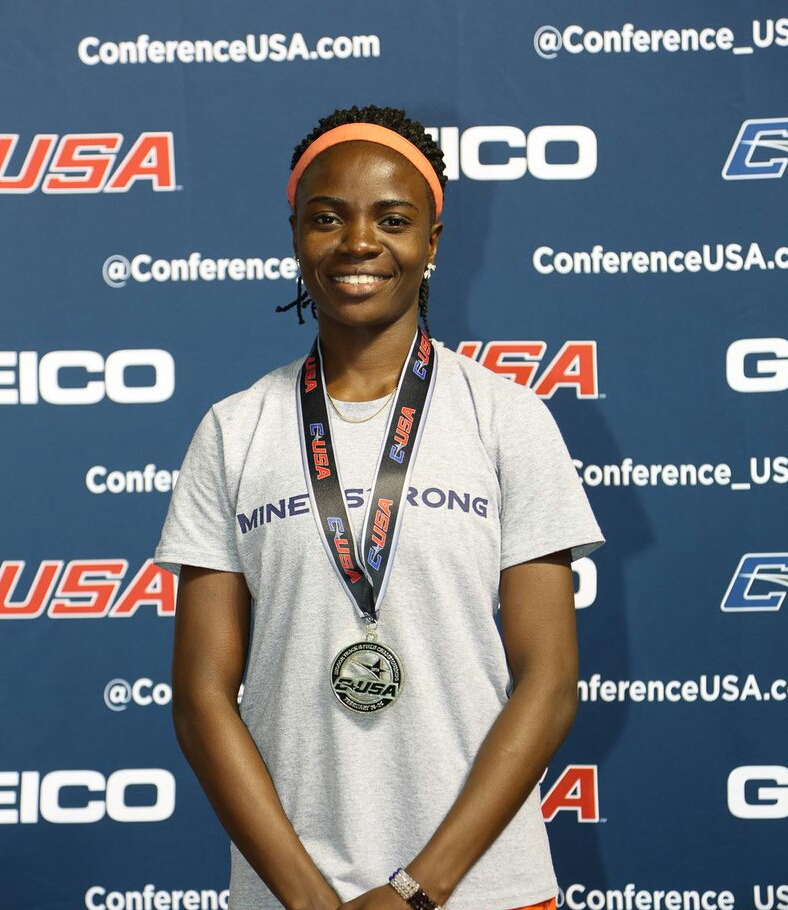 Nigerian Track Star Amusan Named Athlete Of The Week In USA