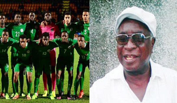 Amuneke Urges Nigeria Players' Top Club Form Ahead AFCON Qualifier Vs South Africa, Mourns Late Hamilton