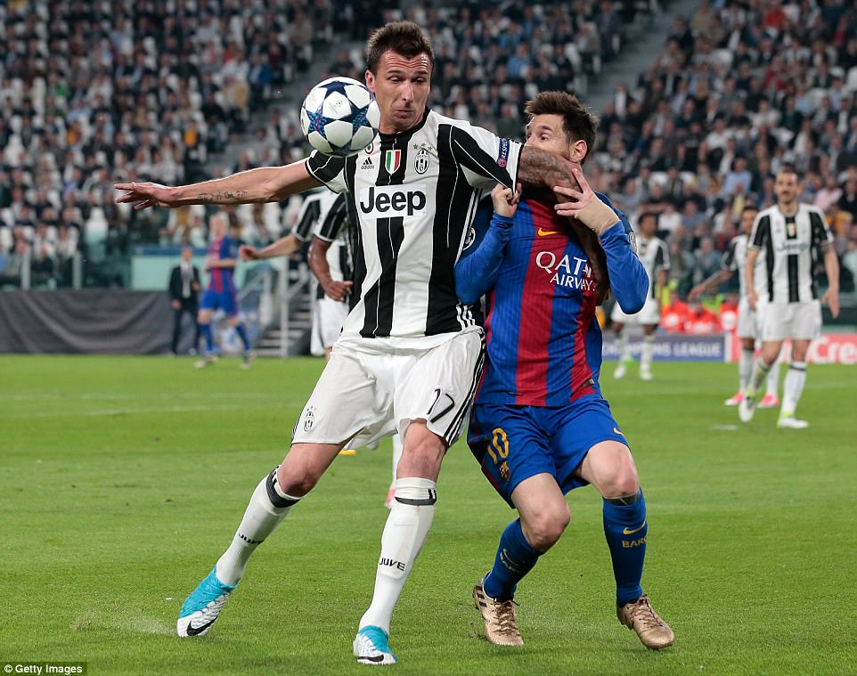 UCL: Enrique Expects Another Historic Barca Night Vs Juventus
