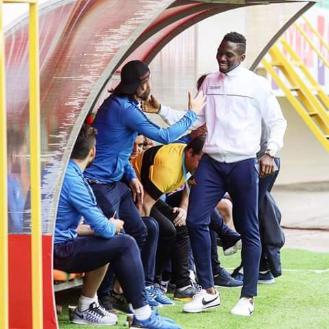 Omeruo Celebrates Helping Alanyaspor To Beat Former Club, Kasimpasa
