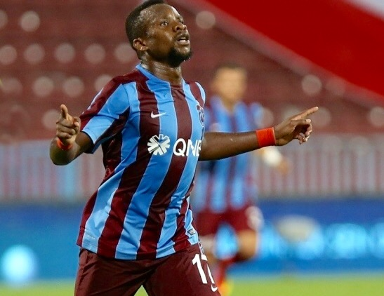 Onazi Wants Out, Trabzonspor Coach Eager To Keep Midfielder