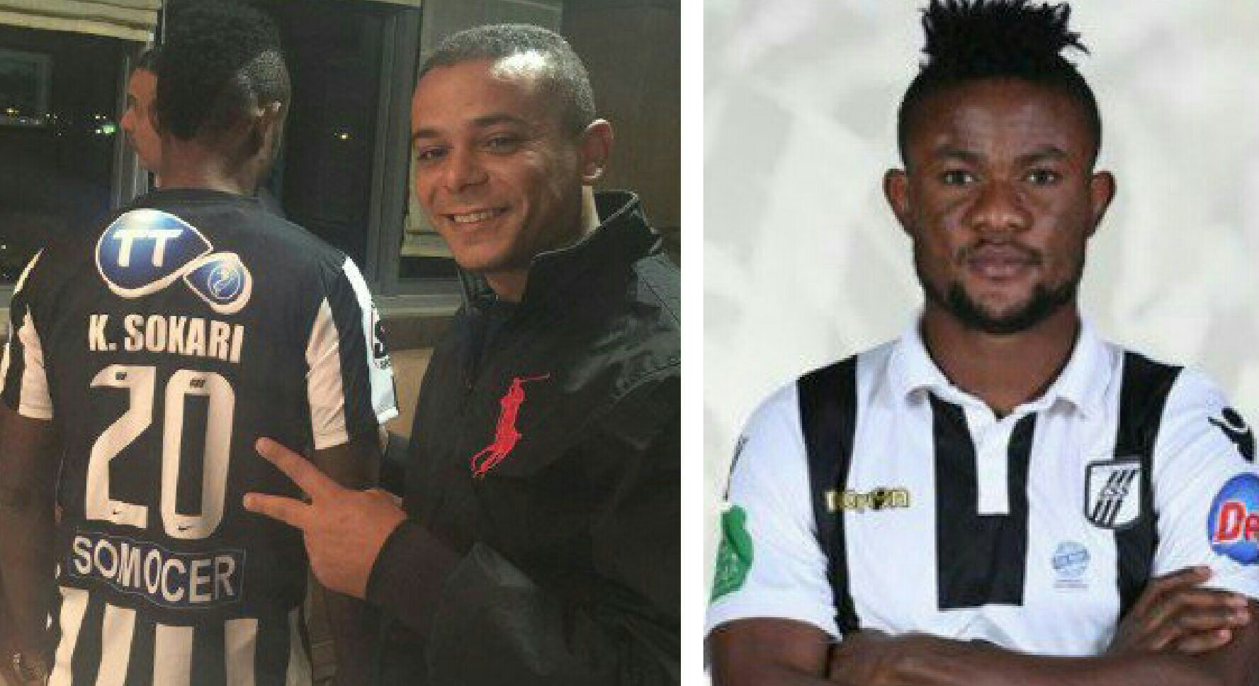 Football Experts Hail Sokari As The Best Foreign Player In Tunisia