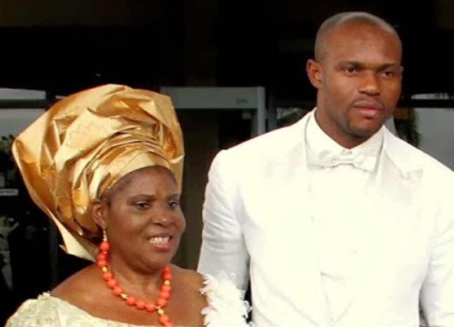Austin Ejide's Late Mother For Burial Friday June 2