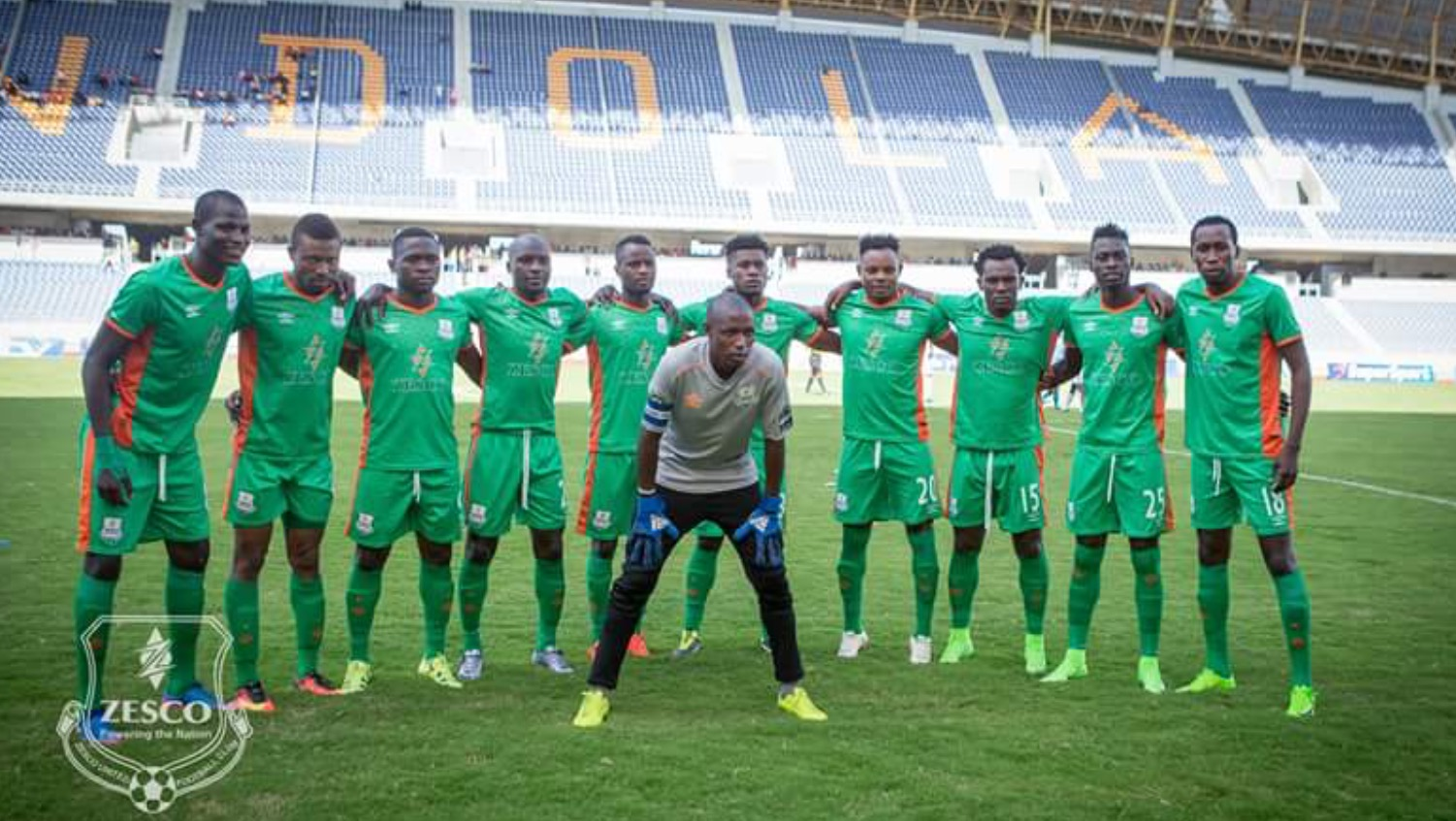 CAFCC: Captain Banda Boasts Zesco Will Fight Rangers To End Poor Run Vs Nigerian Clubs