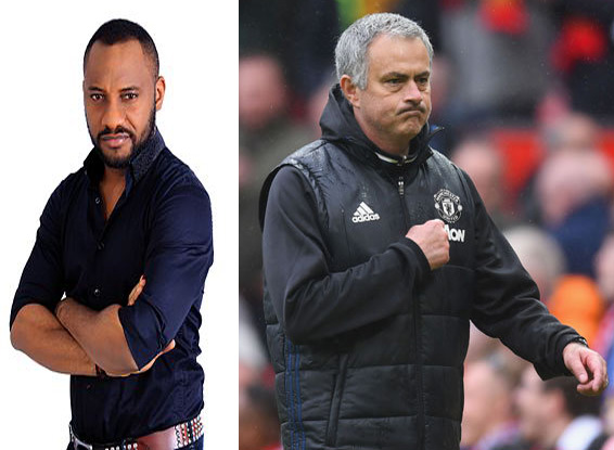 Mourinho Fan Yul Edochie Tips United To Win Europa League For UCL Ticket