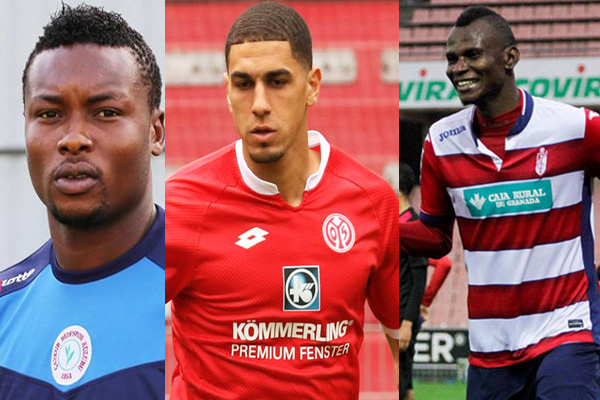 SINKING FEELING: 7 Nigerian Players Whose European Clubs Face Relegation
