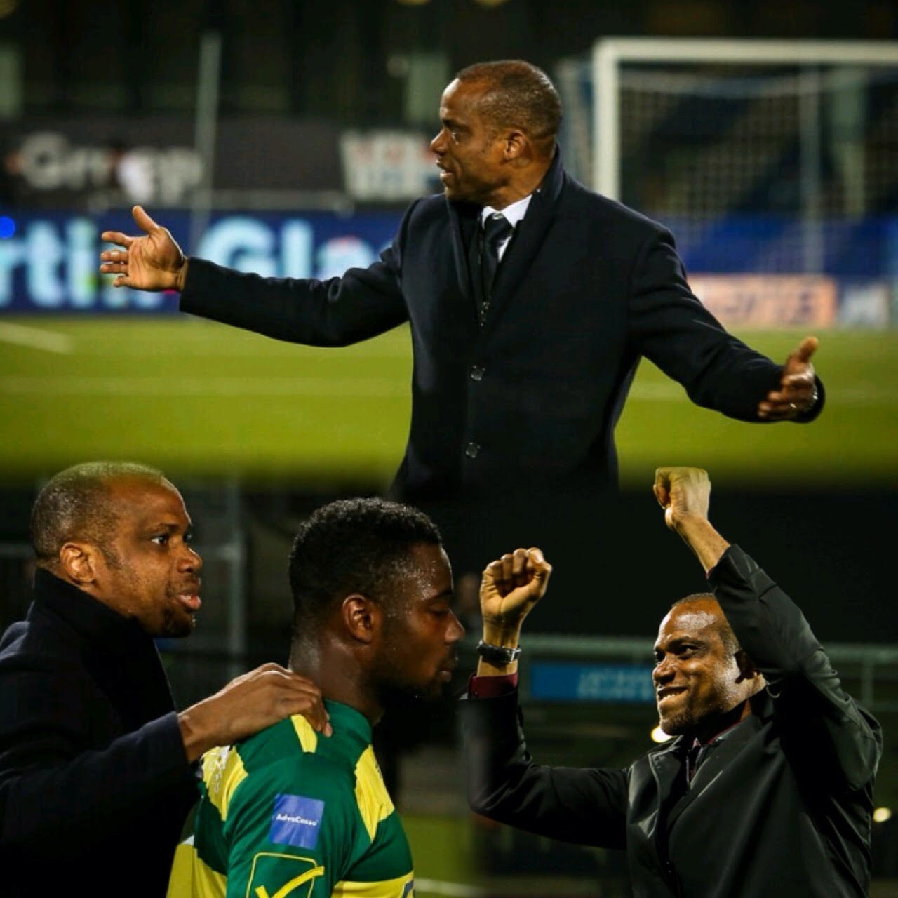 INTERVIEW Oliseh: My Sittard Job Good For African Coaches; Why I Can't Sign Nigerian Players
